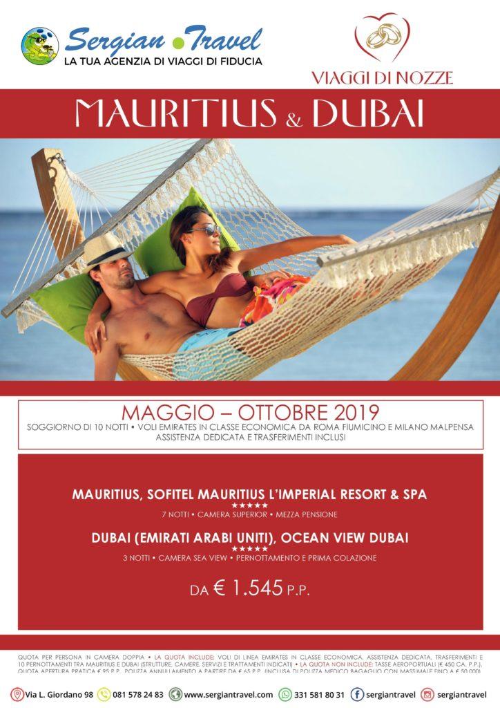 Mauritius + Dubai